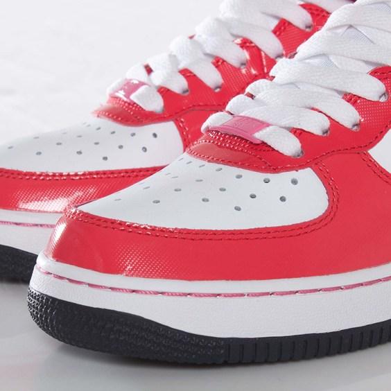情人節禮物,情人節約會,送女友禮物,情人節限定,Nike Air Force 1 2013