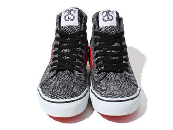 Stussy x Vans鞋,Stussy x Vans 蛇年限定鞋, 蛇年限定, Stussy x Vans 2013