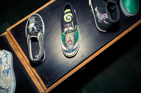 Vans, Vans Vault, Vans 10週年, Vans Vault 10週年紀念款, Vans 球鞋, Vans 滑板鞋
