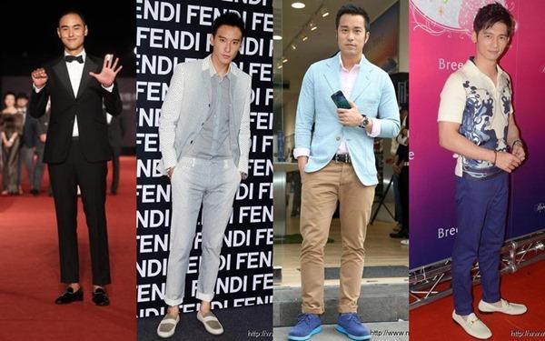 九分褲,男性時尚,男藝人穿搭,阮經天,張孝全,王陽明,西裝褲