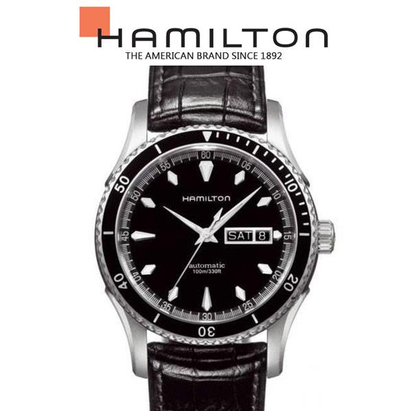 HAMILTON 漢米頓 Jazzmaster Seaview Day Date 爵士大師
