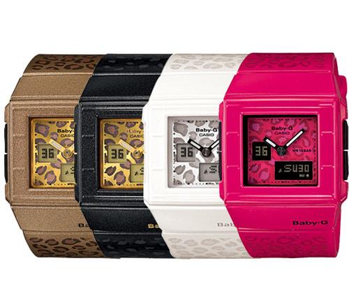 豹紋系列一共四色,其中只有黑色是歌手KE$HA聯名設計款。
