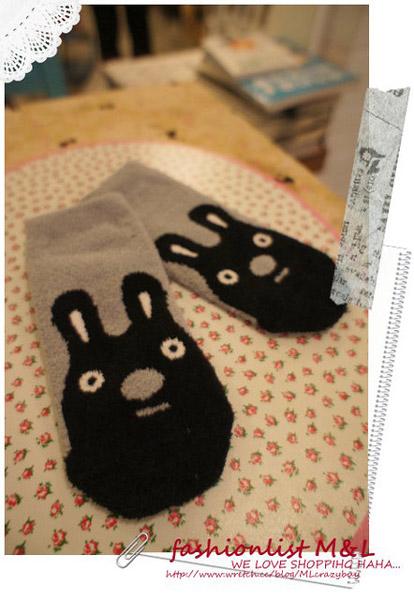 有沒有超可愛超可愛的黑兔兔