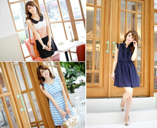 東京著衣,流行女裝,套裝,洋裝,雪紡紗
