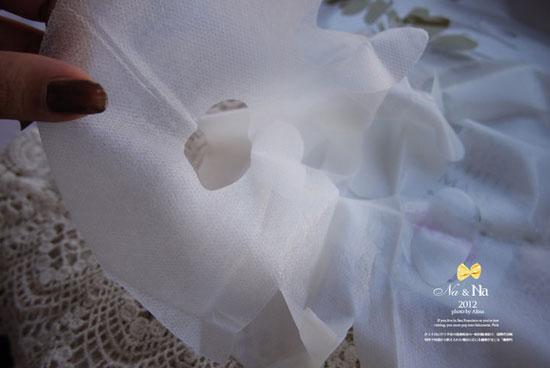 部落客,蜜思波緹小雛菊清白面膜生物纖維面膜