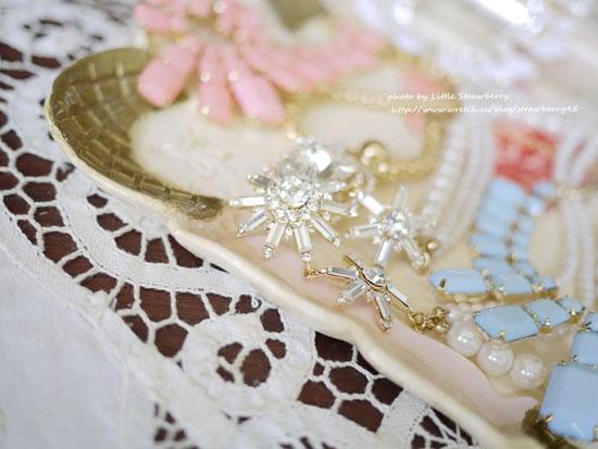 部落客,Rinco韓系飾品,繽紛馬卡龍色寶石,鎖骨短鍊,寶石項鍊