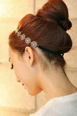 髮飾,玫瑰,繼承者們,李敏鎬,朴信惠