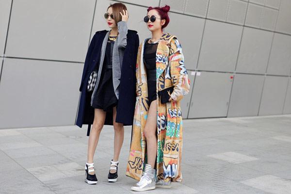 首爾時裝週,韓國偶像同款,韓劇穿搭,首爾街拍,韓國時尚,韓國女生流行