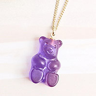 美妙滋味熊熊軟糖項鍊