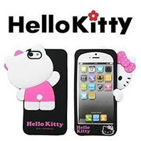 韓國 Hello Kitty躲貓貓保護殼