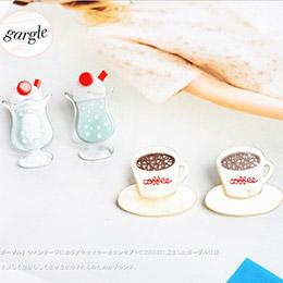 (日本Gargle 午茶時刻咖啡聖代耳環)
