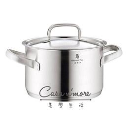 WMF Gourmet Plus 五星雙耳鍋 高身湯鍋 燉鍋 R18/10不鏽鋼 德國製
