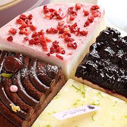 秒殺冠軍!6吋MIX綜合重乳酪蛋糕