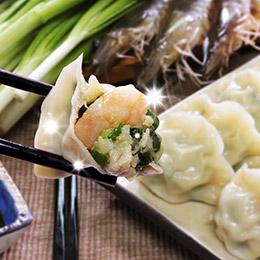 高麗菜鮮肉水餃子/1盒24入