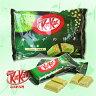 Rakuten Hot Product -KIT KAT BAG GREEN TEA