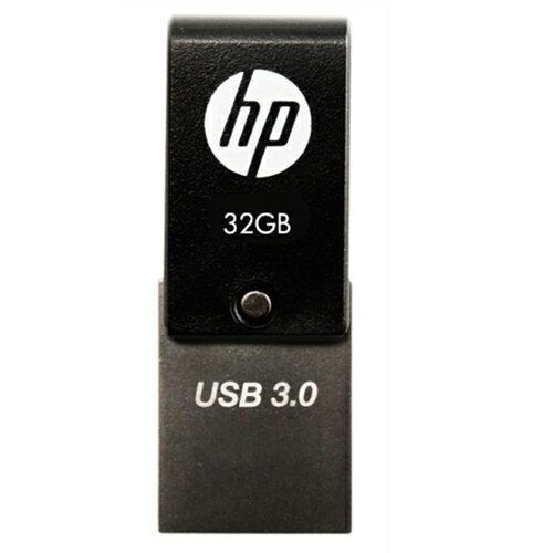 Hp Usb 3.0 Otg Flash Disk 32 Gb X810m. - Cahaya Abadi