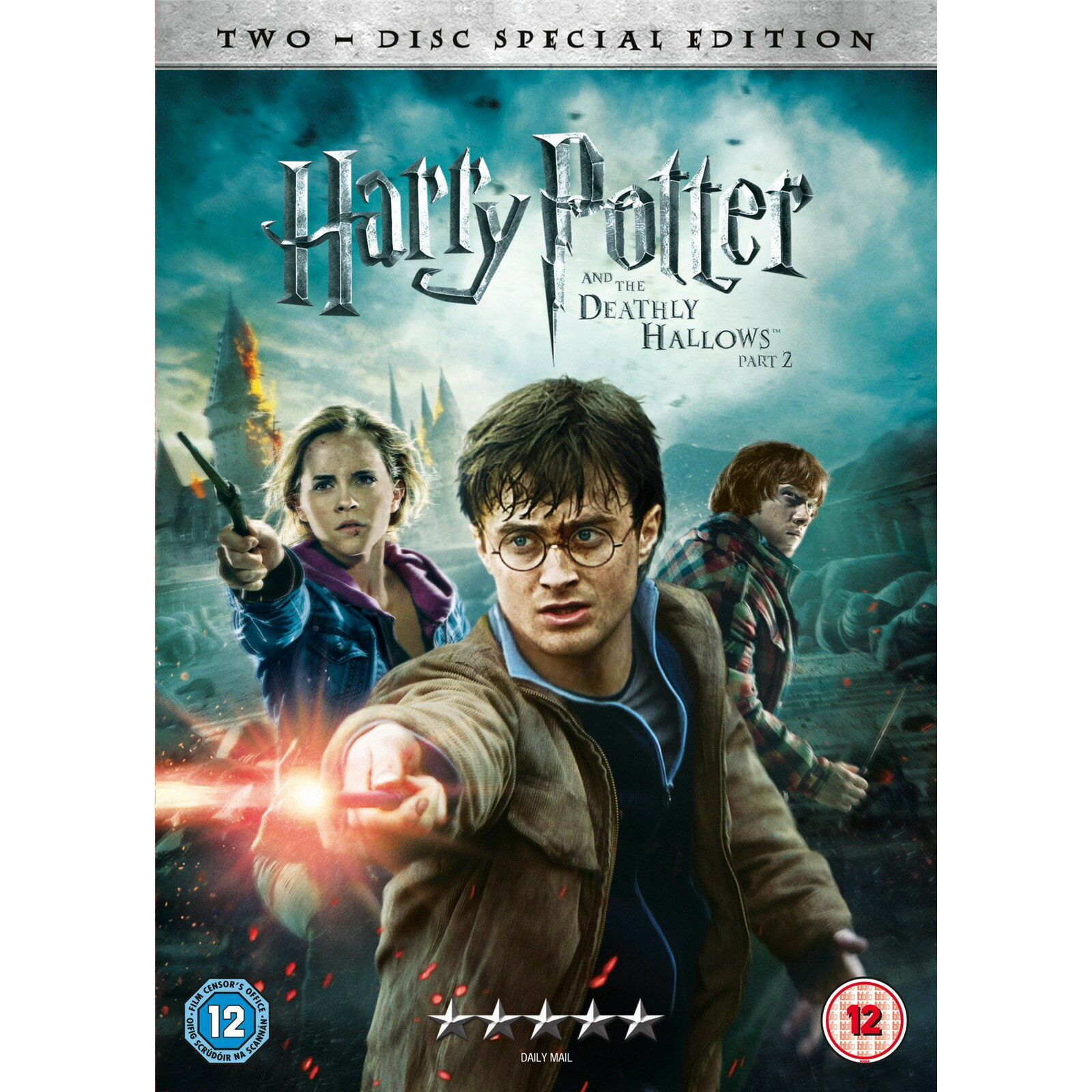 Harry potter and the deathly hallows: part 2 - ultimate collectors edition: image 3