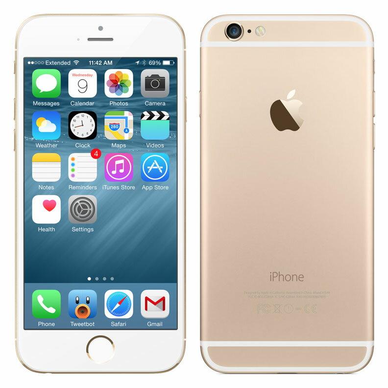 Iphone 6s Gold Iphone 6 Plus 16gb Gold