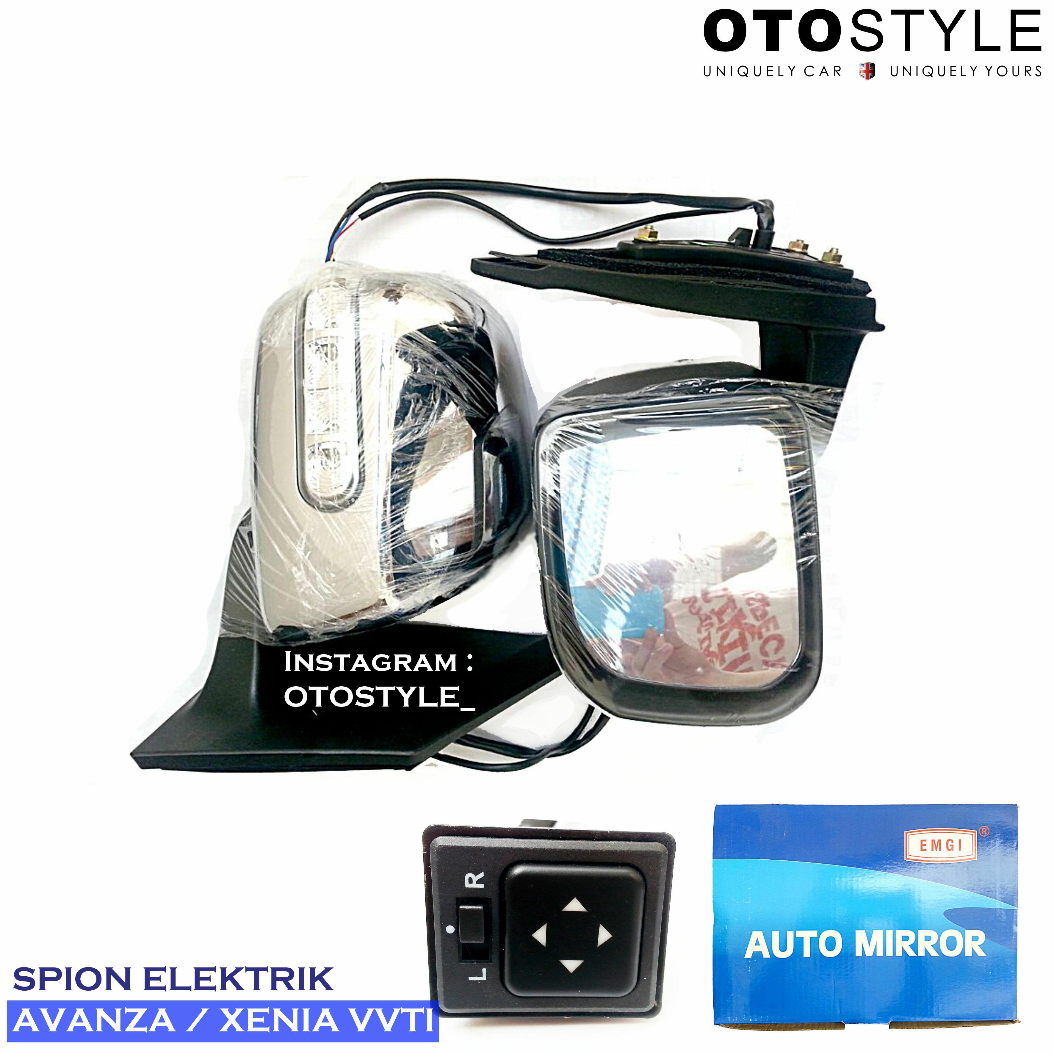 Spion Elektrik / Lipat Toyota Avanza/xenia Vvti Emgi, Auto Retract - Otostyle
