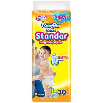 Promo Kebutuhan Bayi dan Anak Rakuten - mamypoko pants standar l30