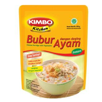 Promo Makanan dan Minuman Rakuten - kimbo kitchen bubur ayam