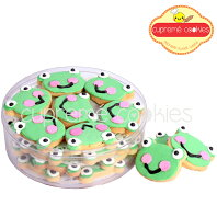 Cupreme Cookies Keroppi