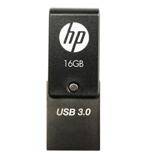 Hp Usb 3.0 Otg Flash Disk 16 Gb X810m. - Cahaya Abadi
