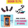 Rakuten Hot Product -paket 3pcs Rp 88ribu (tongsis+fisheye+waterproof)