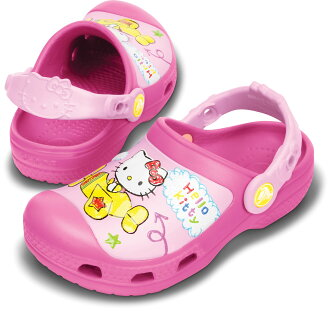 Creative Crocs Hello Kitty® Plane Clog 0