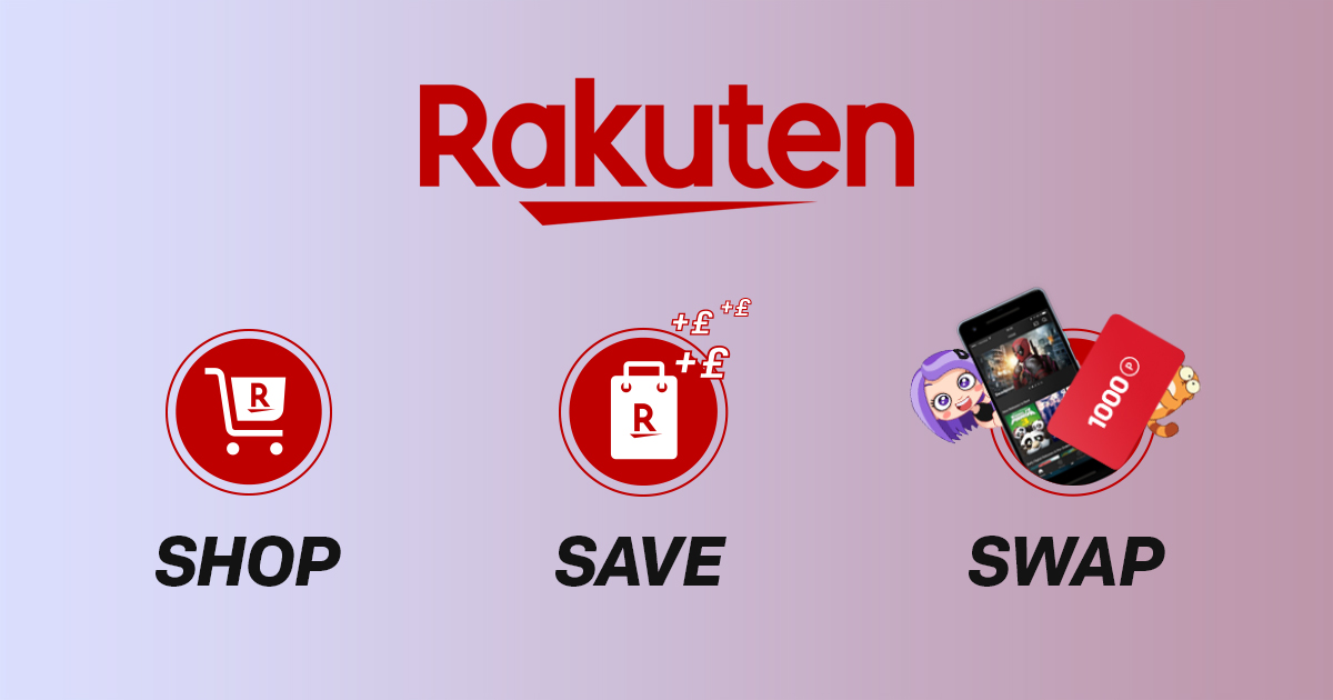 Rakuten - Earn Super Points at your favourite retailers and