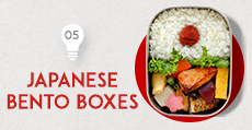 Janpanese Bento Boxes
