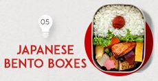 Janpanese Bento Boxes