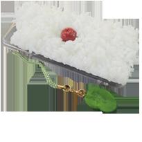 도시락형 식품 샘플 액세서리