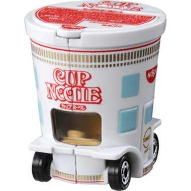 Nisshin Cup Noodle Toy