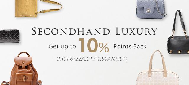 Secondhand Designer Luxury Goods