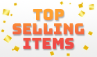 Top Selling Items of the Last 10 Years