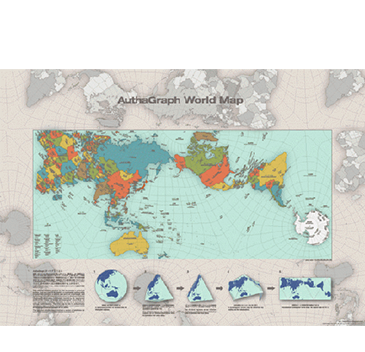 AuthGraph World Map