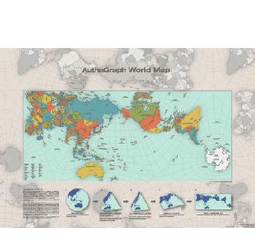 AuthGraph 世界地圖