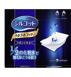 Unicharm 化妝棉