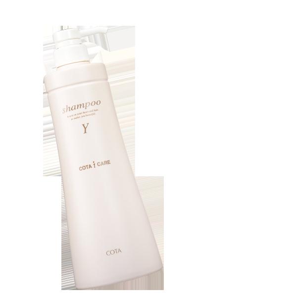 COTA i CARE洗髮乳(Y)  (金盞花香)