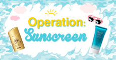 Operation: Sunscreen