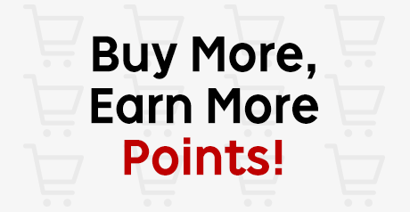 Buy More, Earn More Points!