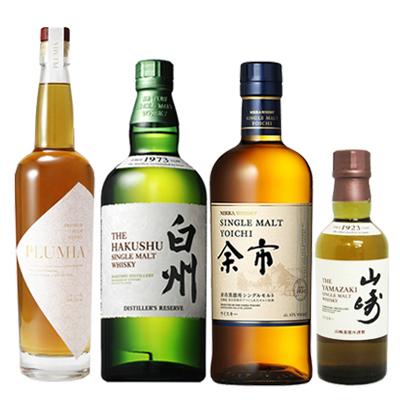 日本威士忌套裝