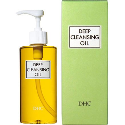 DHC medical deep cleansing oil