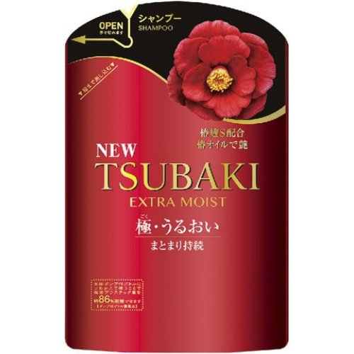 TSUBAKI Hair Care Products