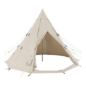One-Pole Tents