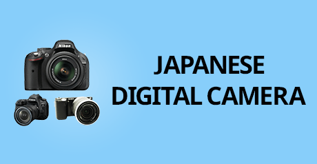 Japanese Digital Camera