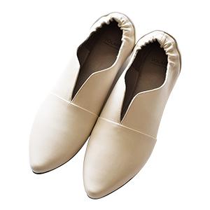 Low Heel Pointed Toe Slip-ons