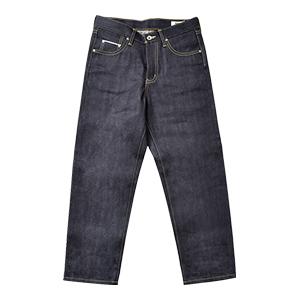 Straight Denim Trousers