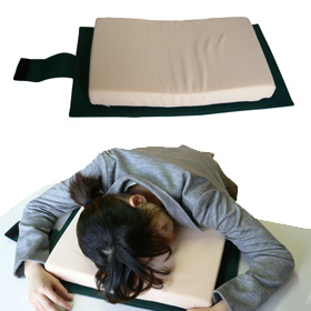 A funny gift for your workaholic friend, this dictionary opens up to be a pillow.